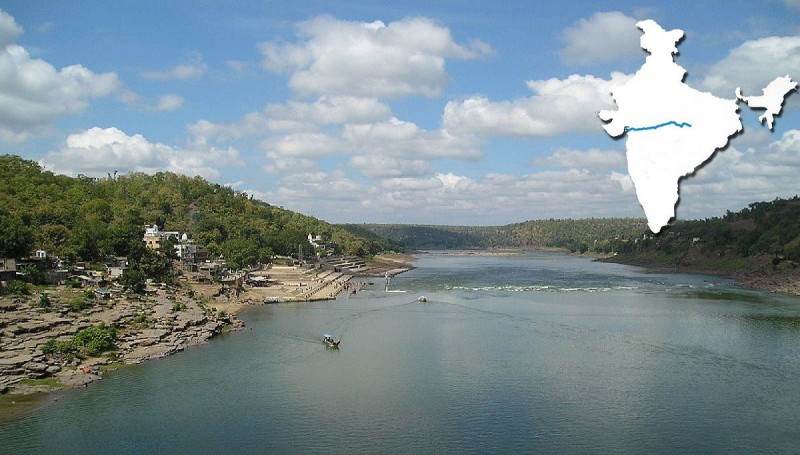 Narmada-River
