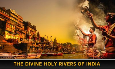 The Divine Holy Rivers of India