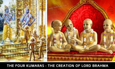 The Four Kumaras - The creation of Lord Brahma