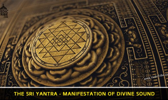 The Sri Yantra - Manifestation of Divine Sound