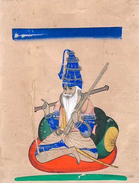 Nihang Chieftain