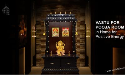 Vastu for Pooja Room in Home for Positive Energy