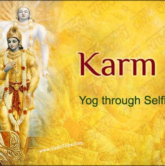 Karma Yoga - Yog Through Selfless Actions