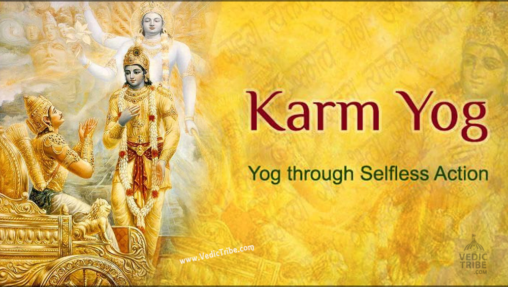 Karma Yoga - Yog Through Selfless Actions