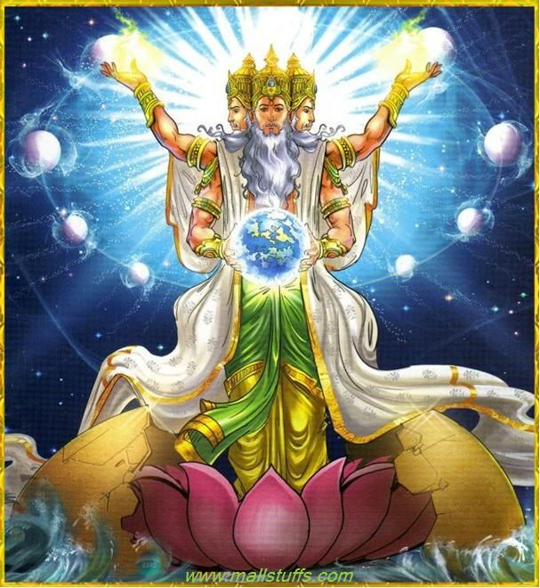 Concept of Time and Creation ('Brahma Srishti') in Padma Purana