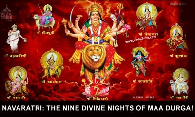 Navaratri The Nine Divine Nights of Maa Durga!