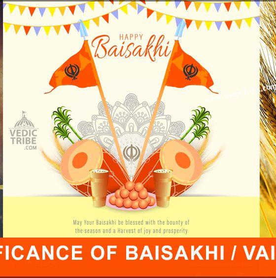 Significance of Baisakhi
